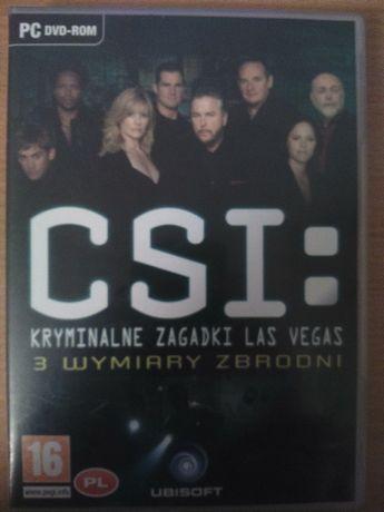 CSI: Kryminalne zagadki Las Vegas, 3 wymiary zbrodni