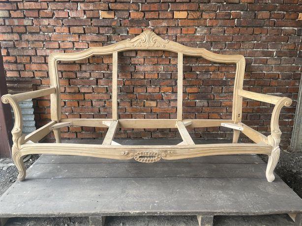 Sofa barokowa duża