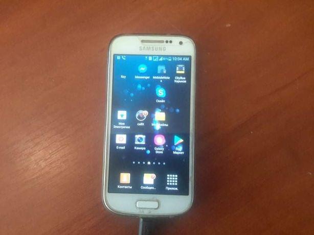 Продам свой телефон Samsung Galaxy S4 Mini Duos I9192