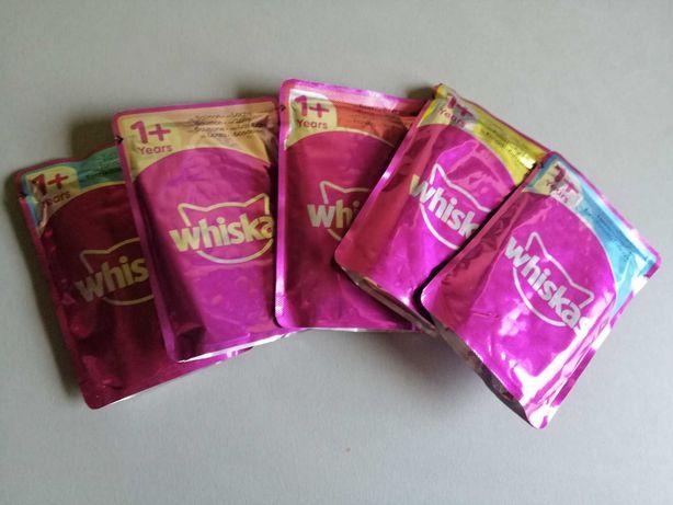 Mokra karma whiskas