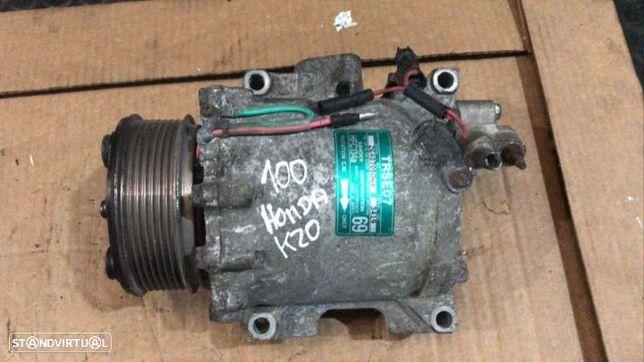 Compressor Ar Condicionado A/C HONDA CIVIC K20 Ref: TRSE07