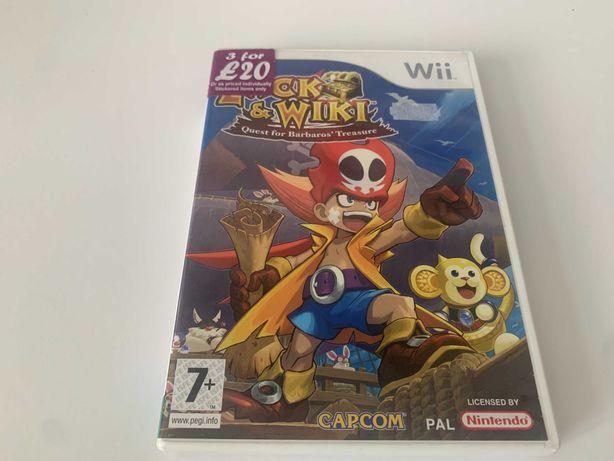 Zack & Wiki gra na konsolę Wii