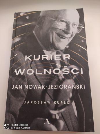 Kurier wolności Jan Nowak-Jeziorański