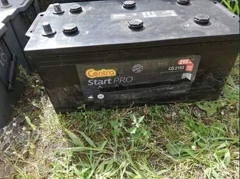 Akumulator pojemność 215Ah