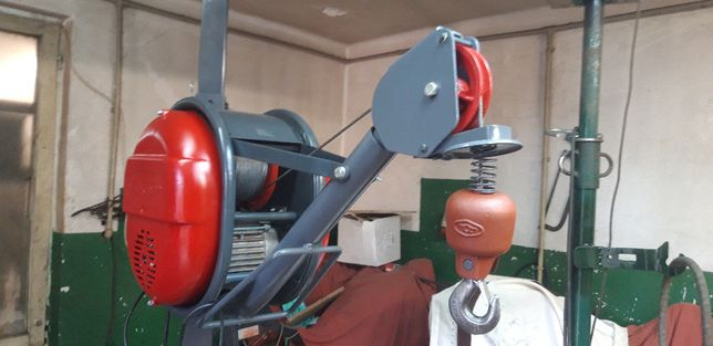 Wyciągarka wciągarka CAMAC Millennium 325 kg