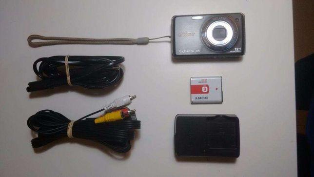 Câmera Fotográfica Sony DSC-W210 (p/ reparação ou peças)