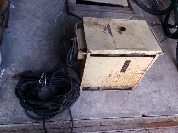 Сварочный аппарат 220в с силовыпроводами давно не пользовались тяжелый