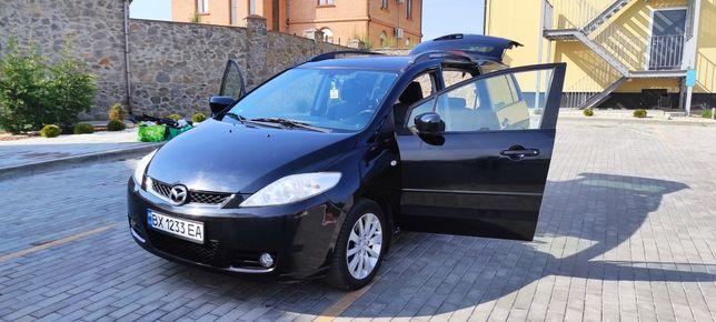 Продам Mazda 5 minivan 7 мест