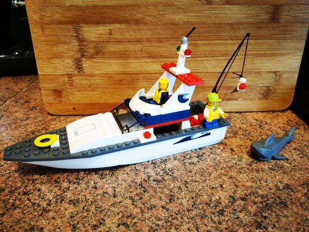 Lego City, Jacht motorowy, 4642