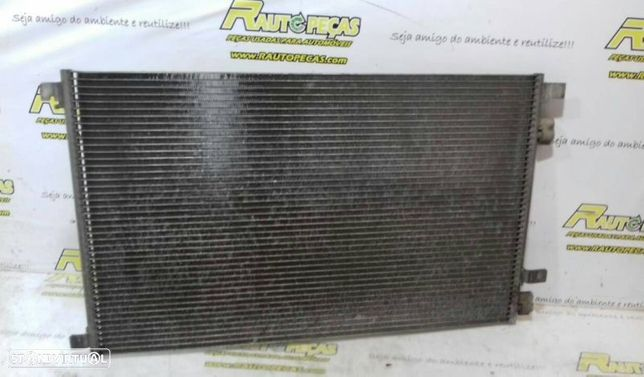 Radiador Ar Condicionado Renault Megane Ii (Bm0/1_, Cm0/1_)