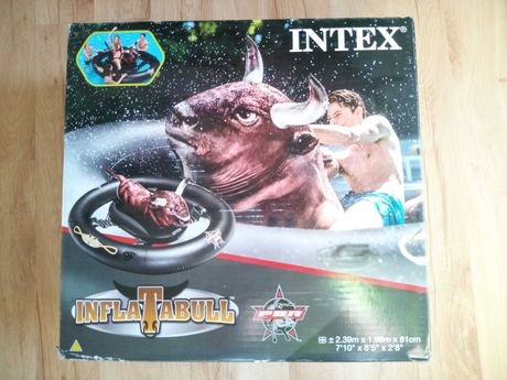 Intex basen byk rodeo