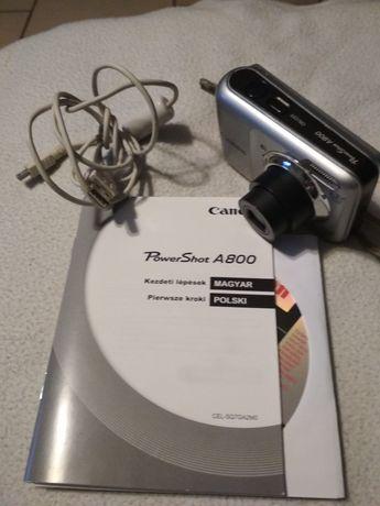 Aparat CanonA 800