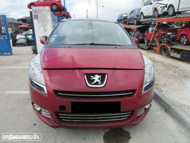 Peças Peugeot 5008 2.0 HDI do ano 2012 (RHE)