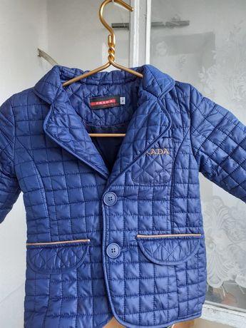 Куртка пиджак детская