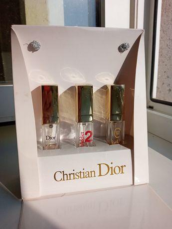 Пробники духов Dior