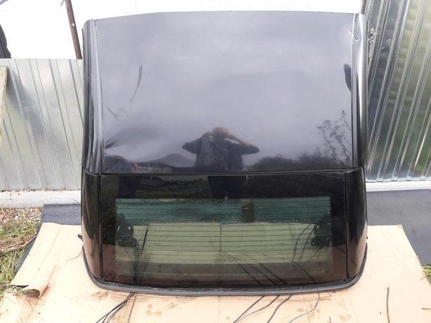 Dach czarny Peugeot 207 CC