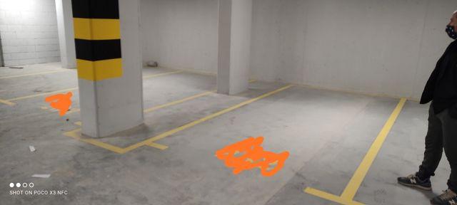 Wynajmę miejsce parkingowe - Jana Kazimierza, Wola, Warszawa