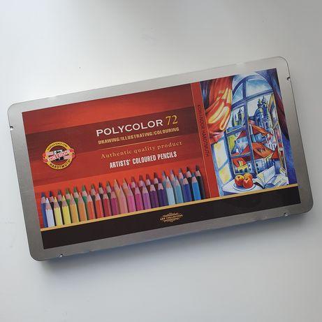 Zestaw kredek Koh i noor Polycolor metalowe opakowanie