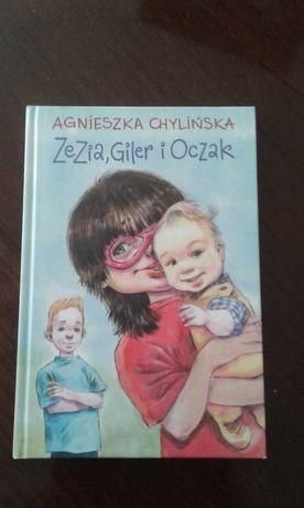Nowe ksiazki Agnieszki Chylinskiej Zezia
