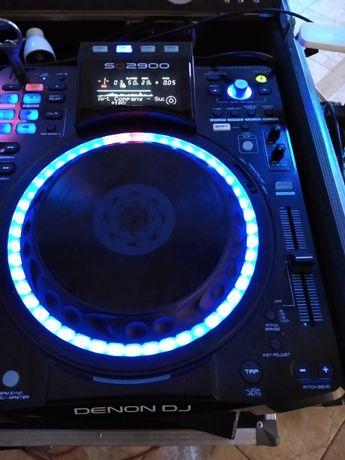 Denon DJ odtwarzacze