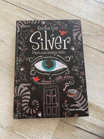 Książka Silver, pierwsza księga snów