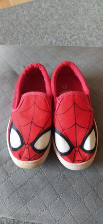 Spiderman kapcie
