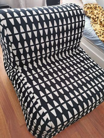 LYCKSELE Fotel rozkładany IKEA