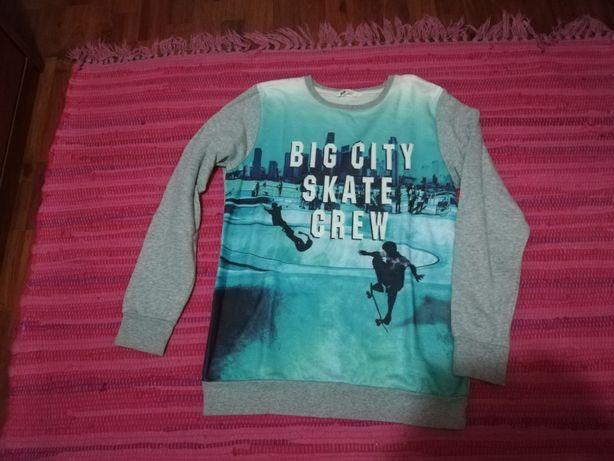 Sweatshirt rapaz H&M
