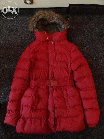 Cieplutka zimowa kurtka