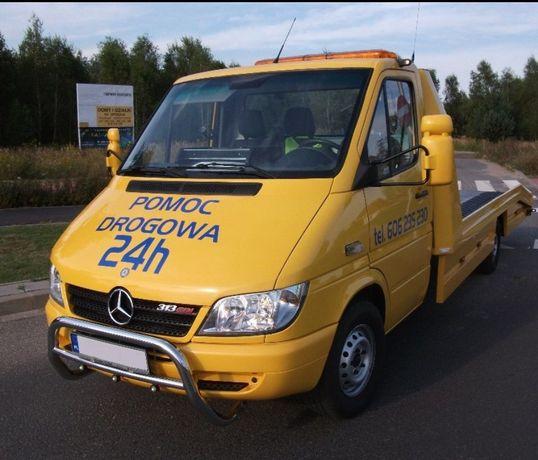 NAJTANIEJ Laweta Auto Holowanie Pomoc Drogowa 24h Warszawa i OkoliceS8