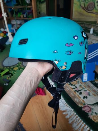 Шлем DC сноуборд/лыжи