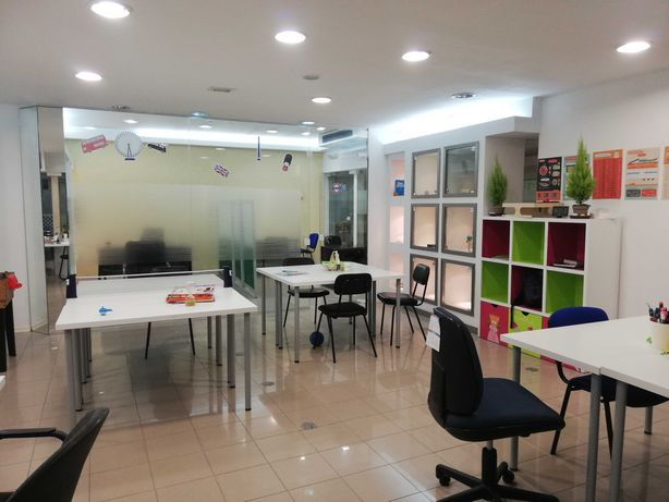 Escritório para alugar para coowoking space