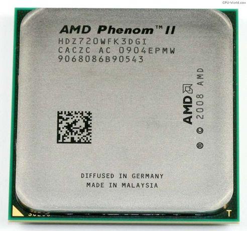 AMD Phenom x3 720 2.8