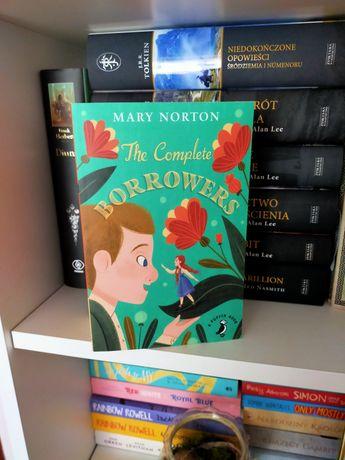 The complete Borrowers Mary Norton książka po angielsku