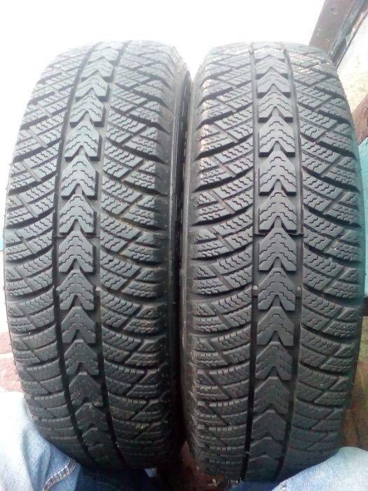 Продам практически новые зимние шины 155/70 R13 (Славута, Матиз) Славутич - изображение 1