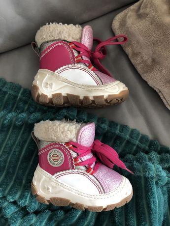 Детские зимние ботинки olang 21-22