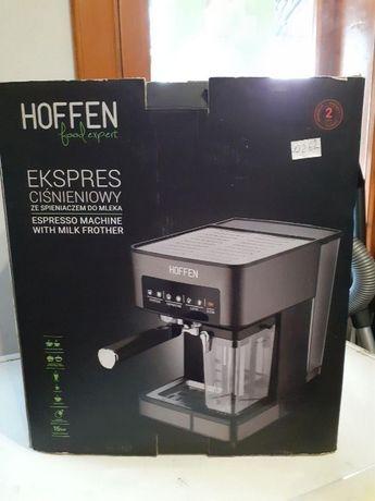 кавоварка еспресо HOFFEN Food EXPERT