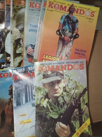 Komandos - magazyn militarny