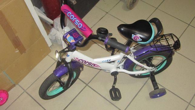Продам детский велосипед Corso