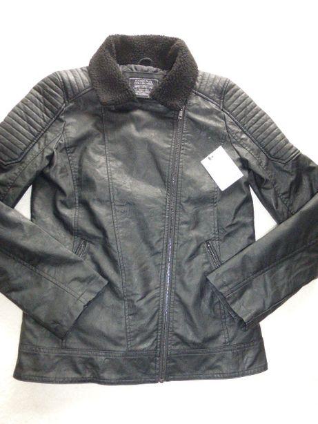 Куртка косуха, кожаночка, девочкам подросткам C&A 176