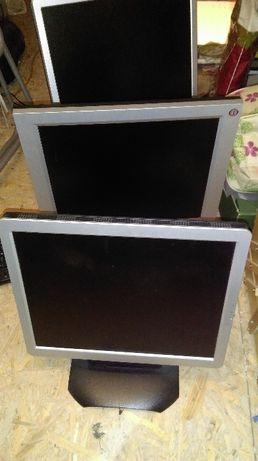 Sprzedam monitory 17 cali