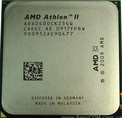 AMD Athlon II X2 240 AM3 AM2+