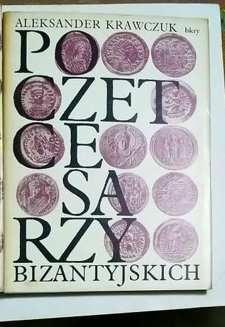 T poczet cesarzy bizantyjskich Aleksander Krawczuk