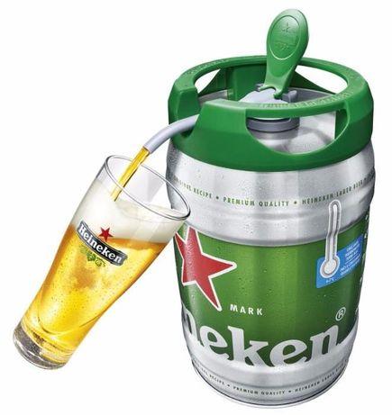 Keg Heineken 5 l