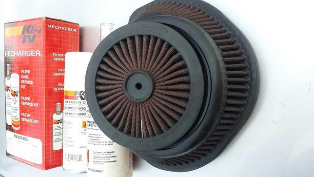 Filtr powietrza K&N honda crf450 250