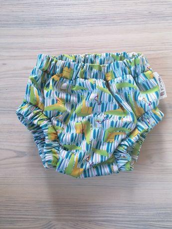 Majtki kąpielowe (pieluszka wielorazowa do pływania)