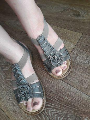 Оригинальные сандали босоножки rieker