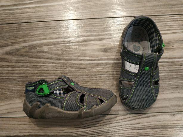 Pantofle Smyk rozmiar 24