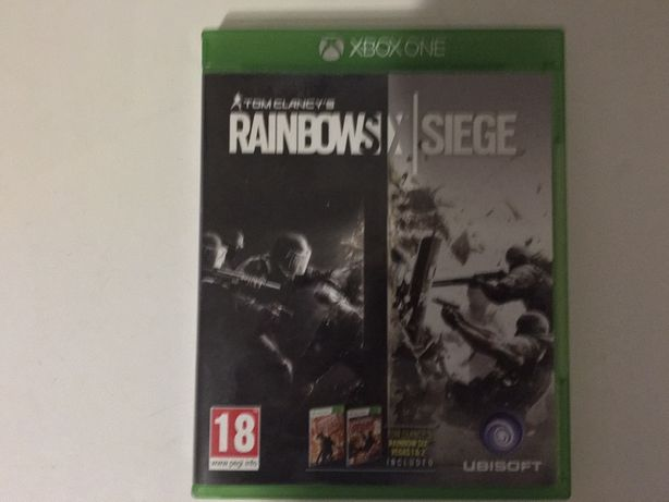 Gra rainbowows siege