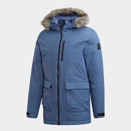 Куртка мужская спортивная Adidas Parka Xploric DZ1430 (ОРИГИНАЛ).
